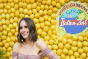 Louise Roe attends the Dolce & Gabbana Light Blue Italian Zest Launch Event at the NoMad Hotel Los Angeles on May 17, 2018 in Los Angeles, California.