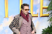 """Robert Downey Jr attends the """"Dolittle"""" special screening at Cineworld Leicester Square on January 25, 2020 in London, England."""