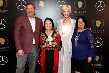 Dolores Huerta 78th Annual Peabody Awards Ceremony Sponsored By Mercedes-Benz - Press Room