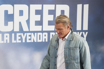 Dolph Lundgren 'Creed II' Madrid Photocall