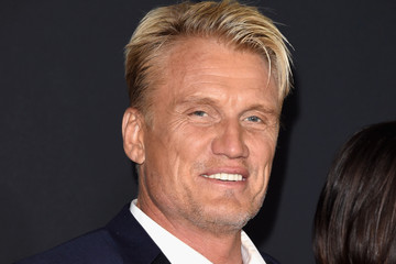 Dolph Lundgren Premiere of Warner Bros. Pictures' 'Creed' - Arrivals