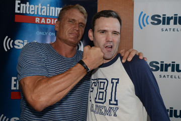 Dolph Lundgren SiriusXM's Entertainment Weekly Radio Channel Broadcasts From Comic-Con 2014