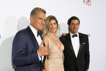 Dolph Lundgren Ferrari Celebrates 60 Years In America
