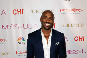 Dolvett Quince 2014 Miss USA Competition - Red Carpet
