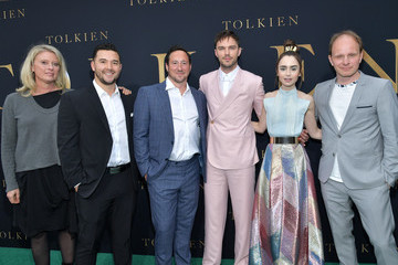 Dome Karukoski L.A. Special Screening Of Fox Searchlight Pictures' 'Tolkien' - Red Carpet
