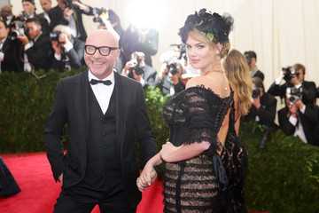 "Domenico Dolce ""Charles James: Beyond Fashion"" Costume Institute Gala - Candids"
