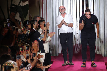Domenico Dolce Dolce & Gabbana Naked King Secret Show - Runway - Milan Men's Fashion Week Spring/Summer 2019