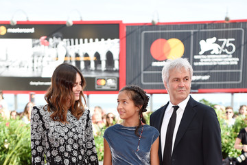 Domenico Procacci Sophie Taricone 'My Brilliant Friend (L'Amica Geniale)' Red Carpet Arrivals - 75th Venice Film Festival