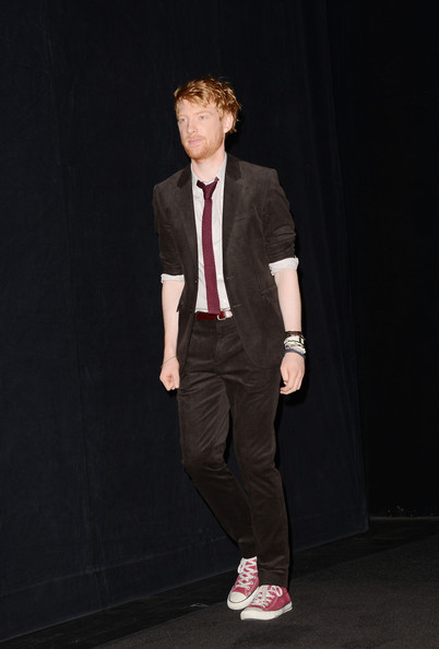 "Domhnall Gleeson Pictures - ""Anna Karenina"" Premiere ..."