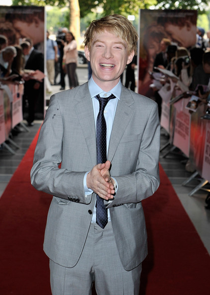 Domhnall Gleeson Pictures - 'About Time' Premieres in ...