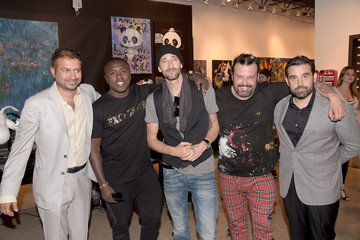 Domingo Zapata Haute Living & Adrien Brody Cover Release Party