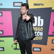 Dominic Cooper #IMDboat At San Diego Comic-Con 2019: Day Two