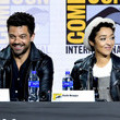 Dominic Cooper 2019 Comic-Con International - 'Preacher' Panel