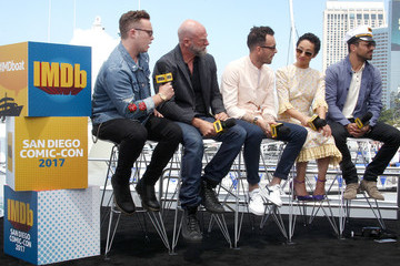 Dominic Cooper #IMDboat at San Diego Comic-Con 2017: Day Two