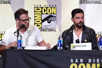 Dominic Cooper Comic-Con International 2016 -  AMC's 'Preacher' Panel