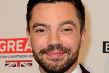 Dominic Cooper BAFTA Los Angeles Awards Season Tea - Arrivals