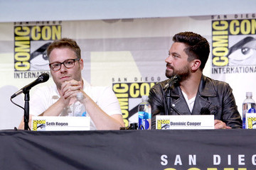 Dominic Cooper AMC At Comic-Con 2016 - Day 2
