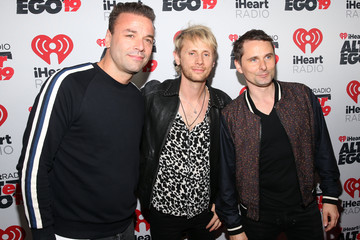 Dominic Howard 2019 iHeartRadio ALTer Ego – Red Carpet