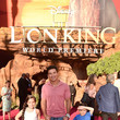 Dominic Lopez The World Premiere Of Disney's 'The Lion King'