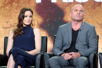 Dominic Purcell 2017 Winter TCA Tour - Day 7