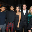 Dominic Sherwood Showtime's Golden Globe Nominees Celebration - Inside