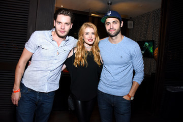Dominic Sherwood FANDOM Fest Party At SDCC