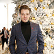 Dominic Sherwood Brooks Brothers Hosts Annual Holiday Celebration To Benefit St. Jude At West Hollywood EDITION