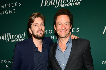 Dominic West The Hollywood Reporter 6th Annual Nominees Night - Red Carpet