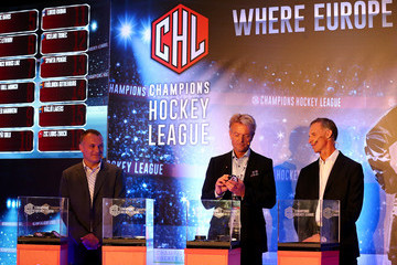 Dominik Hasek Champions Hockey League Draw