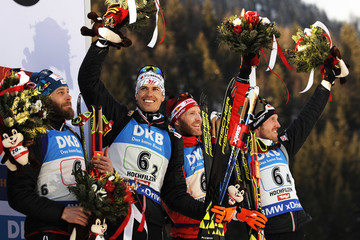 Dominik Landertinger IBU World Championship Biathlon 2017 - Day 11