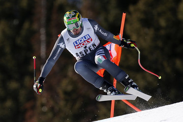 Dominik Paris Audi FIS Alpine Ski World Cup - Men's and Women's Downhill