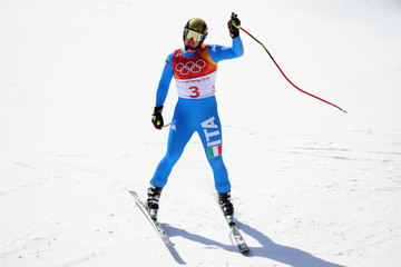 Dominik Paris Alpine Skiing: Men's Downhill - Winter Olympics Day 6