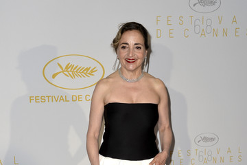 Dominique Blanc Opening Ceremony Dinner Arrivals - The 68th Annual Cannes Film Festival