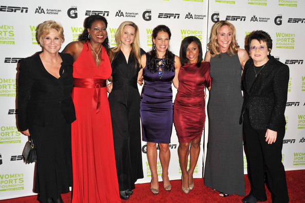 30th Annual Salute To Women In Sports Awards - Red Carpet