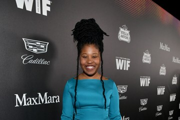 Dominique Fishback 13th Annual Women In Film Female Oscar Nominees Party presented by Max Mara, Stella Artois, Cadillac, and Tequila Don Julio, with additional support from Vero Water - Red Carpet