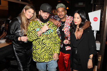 Don C Corey Shapiro Rémy Martin And Streetwear Designer Don C Host Exclusive Dinner Celebrating Second Release From The 'Just Rémy' Capsule Collection