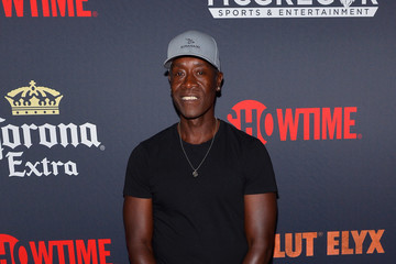 Don Cheadle SHOWTIME, WME|IMG, and MAYWEATHER PROMOTIONS VIP Pre-Fight Party for Mayweather VS McGregor