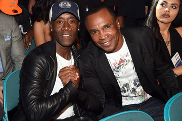 Don Cheadle Ringside At 'Mayweather VS Pacquiao'