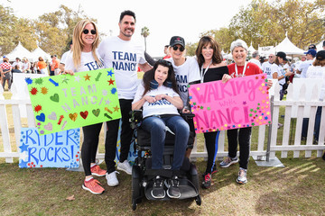 Don Diamont Nanci Ryder's 'Team Nanci' Participates In The 16th Annual LA County Walk To Defeat ALS