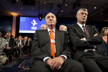 Don Juan Carlos World Leaders In Politics, Finance Gather For Clinton Global Initiative