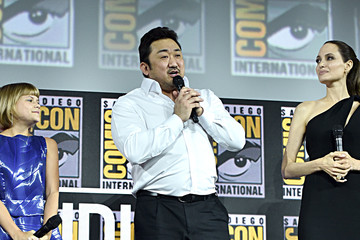 Don Lee Marvel Studios Hall H Panel