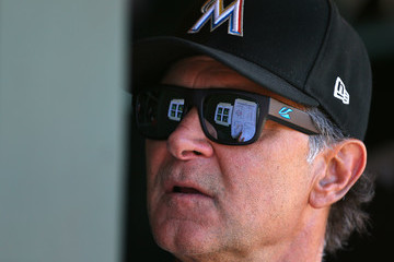 Don Mattingly Miami Marlins vs. Philadelphia Phillies