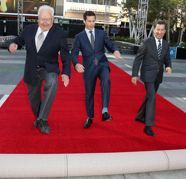 67th Annual Primetime Emmy Awards - Press Preview Day - Red Carpet Rollout & Governors Ball Reveal