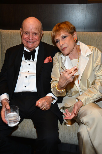 Don Rickles Wife 40th afi life achievement