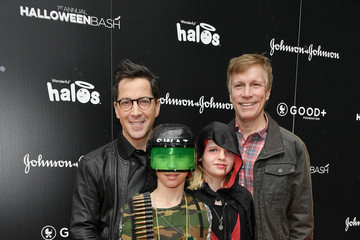 Don Roos Jessica Seinfeld Hosts First-Ever GOOD+ Foundation Halloween Bash - Red Carpet