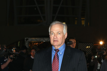 Donald Fehr 2012 Hockey Hall Of Fame Induction - Red Carpet