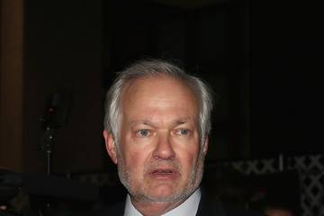 Donald Fehr Hockey Hall of Fame Induction in Toronto