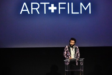 Donald Glover 2019 LACMA Art And Film Gala Honoring Betye Saar And Alfonso Cuarón - Inside