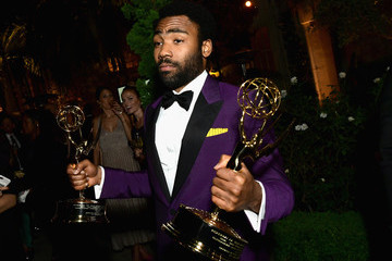 Donald Glover FOX Broadcasting Company, Twentieth Century Fox Television, FX and National Geographic 69th Primetime Emmy Awards After Party - Arrivals
