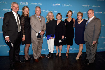 Donald LaRosa Children First. An Evening With Unicef Honor Alyssa Milano, Pier 1 Imports' And Sterling McDavid